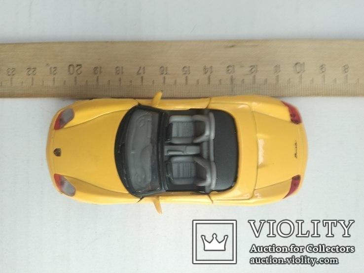 Porsche boxster, фото №4