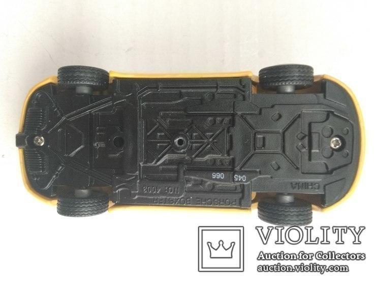 Porsche boxster, фото №5