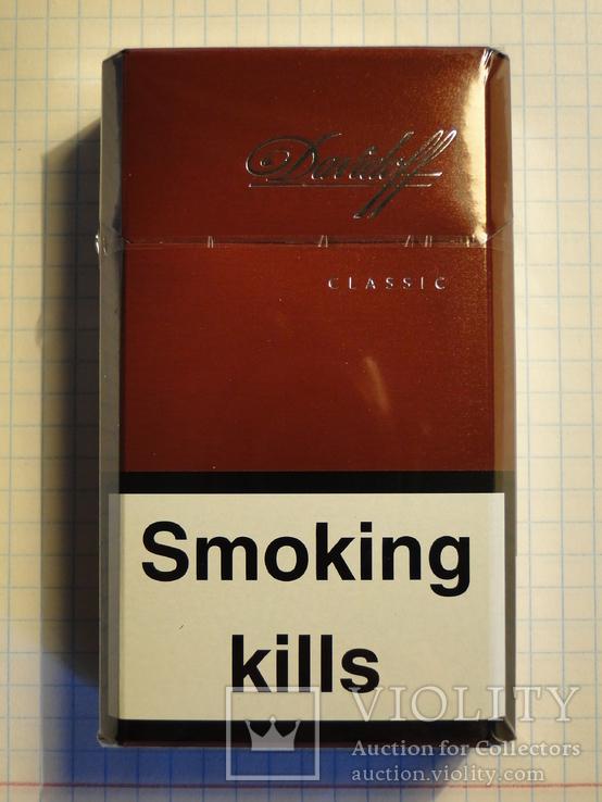 купить сигареты давидофф классик в москве