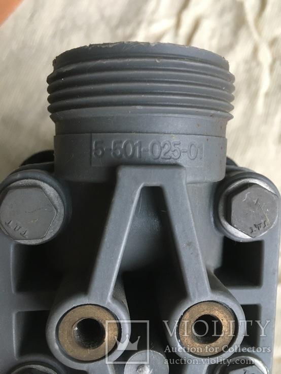 Кран полипропилен 4, фото №4