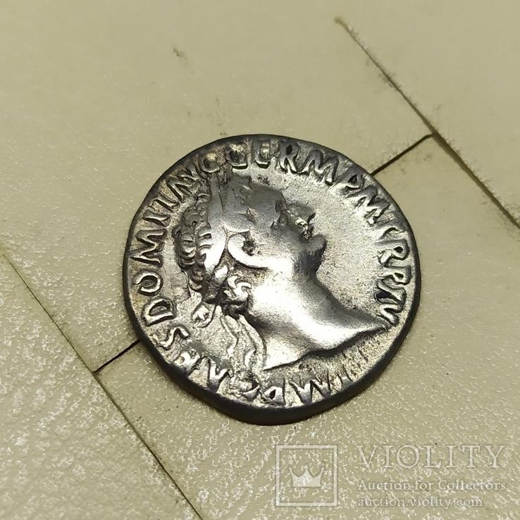 Монета Домициан, фото №3