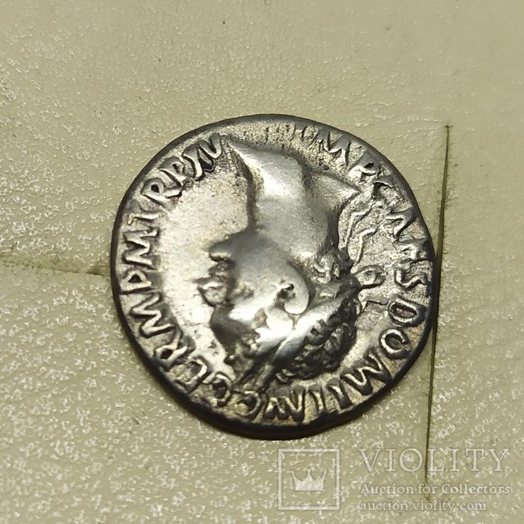 Монета Домициан, фото №5
