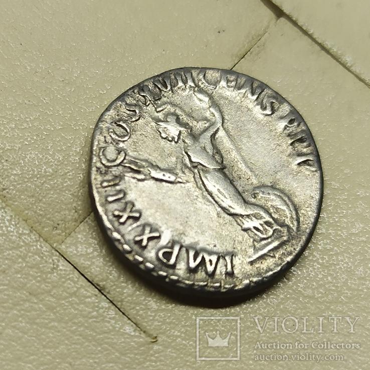 Монета Домициан, фото №7