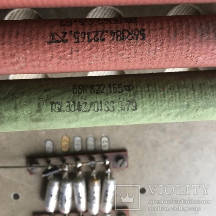 Батарея резисторов большой мощности, фото №5
