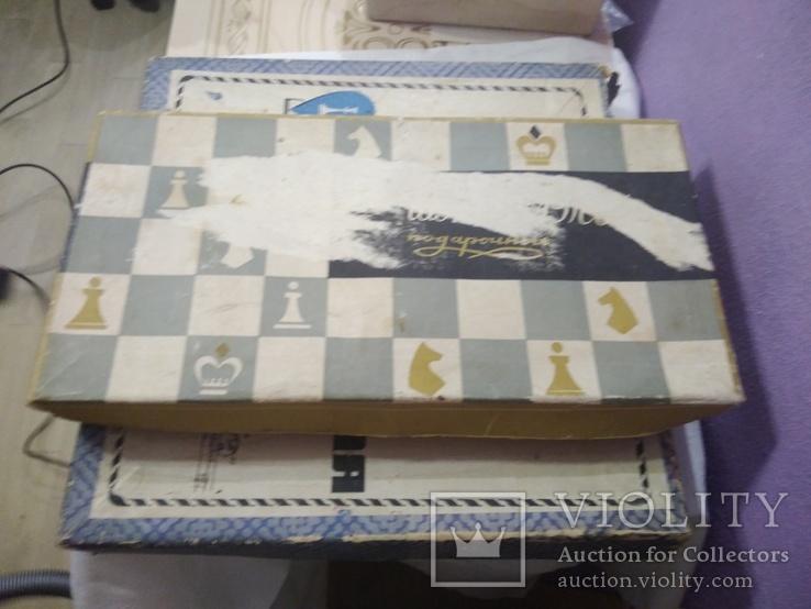 Шахматы и шахматная доска, фото №2
