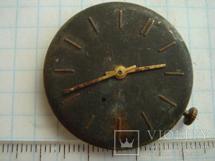 Механизм к часам  с циферблатом, фото №3