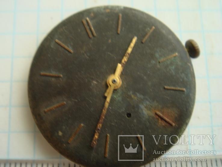 Механизм к часам  с циферблатом, фото №6