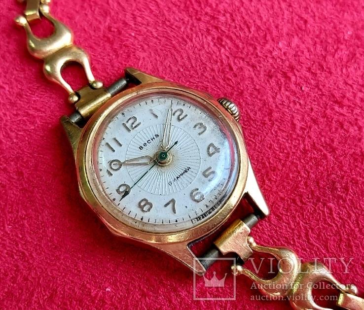 Часы Весна СССР. АУ (356), фото №2