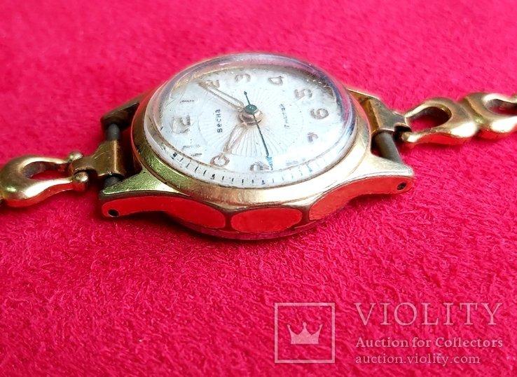 Часы Весна СССР. АУ (356), фото №6