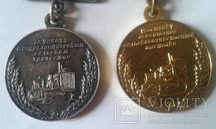 """""""Малые серебрянная и золотая медали ВДНХ""""., фото №3"""