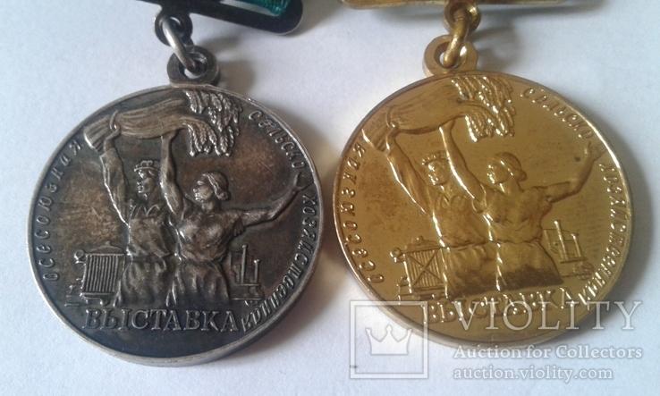 """""""Малые серебрянная и золотая медали ВДНХ""""., фото №6"""