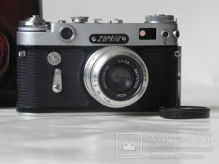 ZORKI 6  - экспортный вариант, фото №4