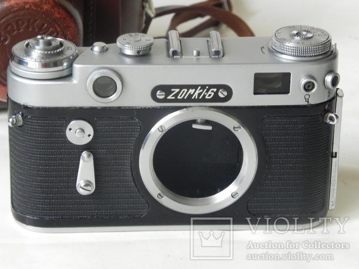 ZORKI 6  - экспортный вариант, фото №5