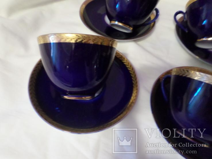 Чайные пары лфз кобальт, фото №3