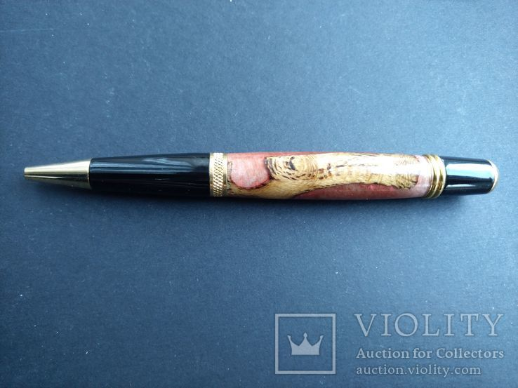 Ручка шариковая ручной работы Мексиканская, фото №3