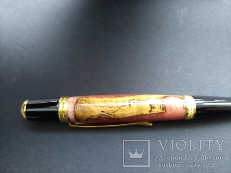 Ручка шариковая ручной работы Мексиканская, фото №5