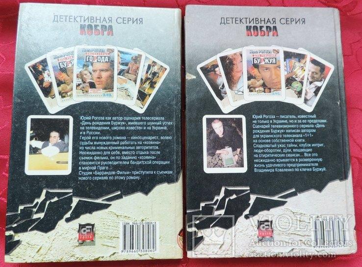 Рогоза Юрий 2 книги (23), фото №3