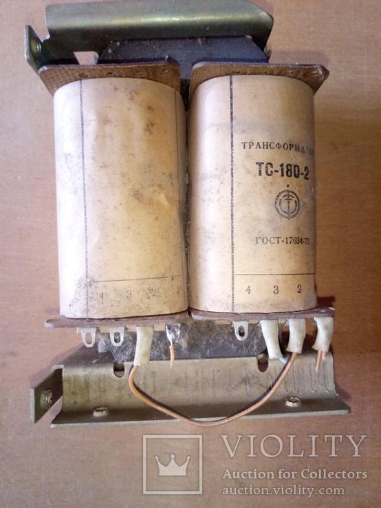 Трансформатор ТС-180-2, фото №2