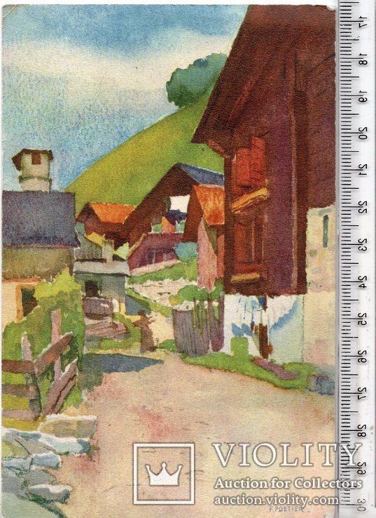 Швейцария. Оллон. 1932 год.(3), фото №2