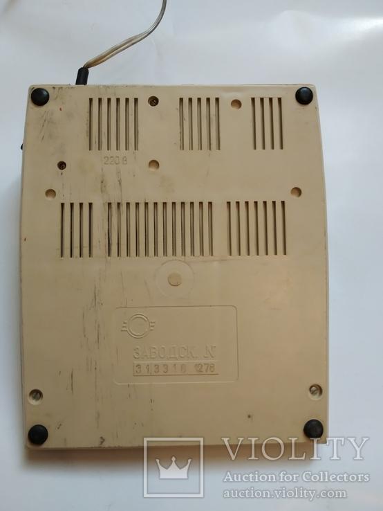 Счётная машинка - калькулятор Электроника С3 22 Полностью рабочая., фото №6