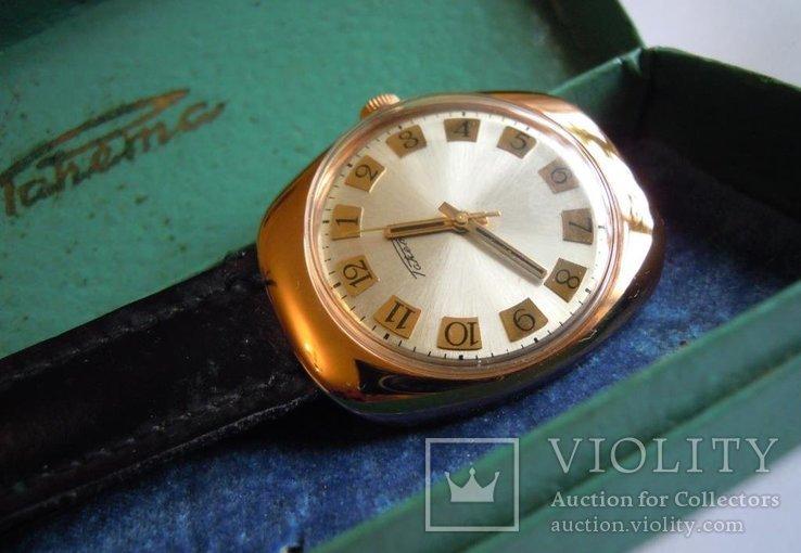 Золотые часы Ракета 583, фото №7