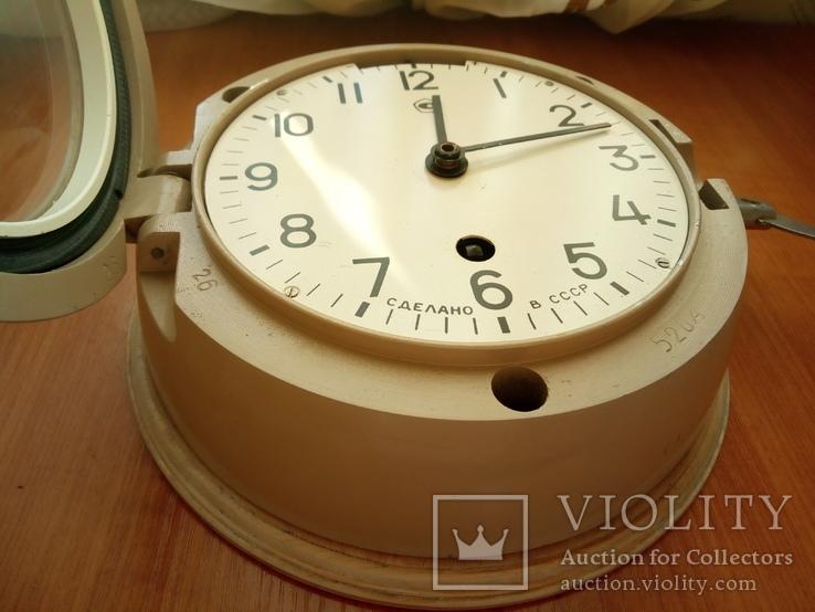 Часы каютные, фото №3