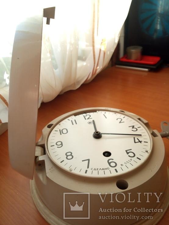 Часы каютные, фото №9