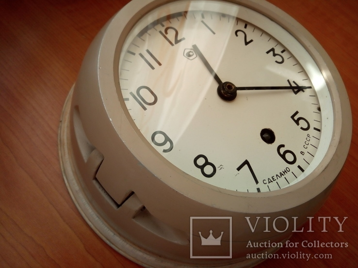 Часы каютные, фото №2