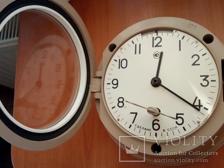 Часы каютные, фото №12