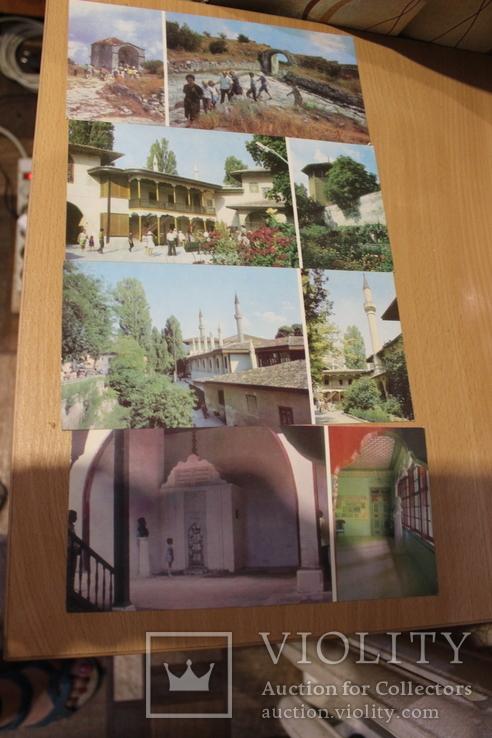 Крим 1976 рік Бахчисарайський музей 1981 рік, фото №4