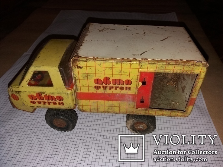 Авто фургон СССР, фото №3
