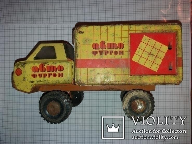 Авто фургон СССР, фото №4