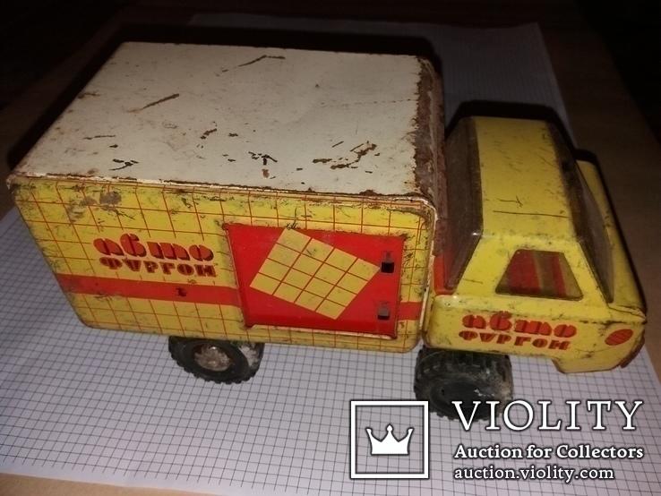 Авто фургон СССР, фото №9