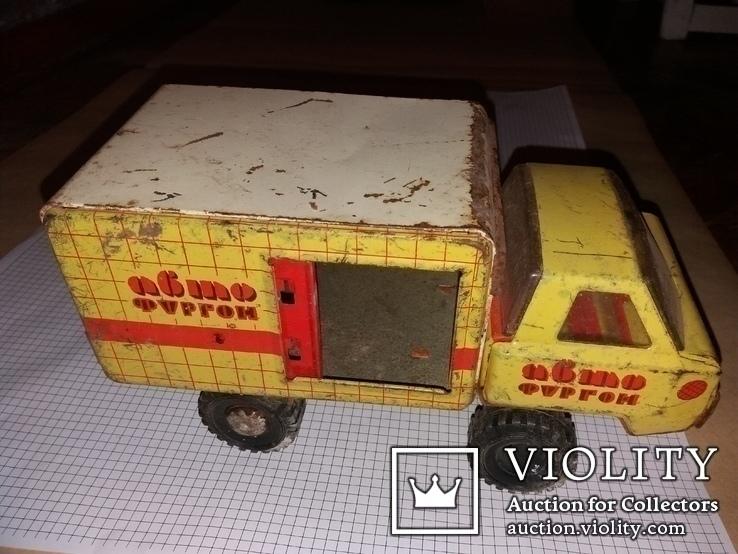 Авто фургон СССР, фото №10