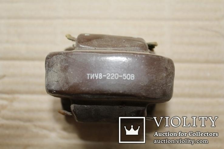 ТИУ8-220-50В (трансформатор), Лот №190216, фото №2