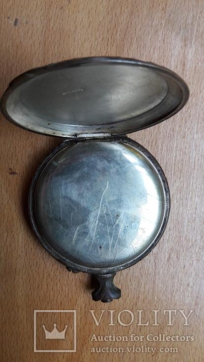 Карманные часы , корпус, на запчасти , под ремонт, фото №11