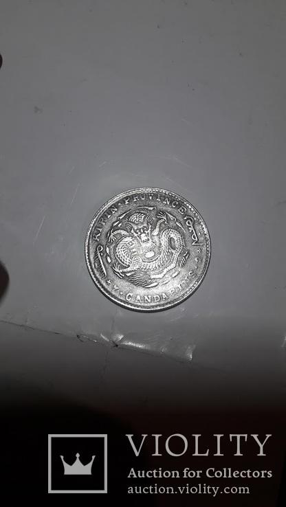 Монета Китая. Копия., фото №3