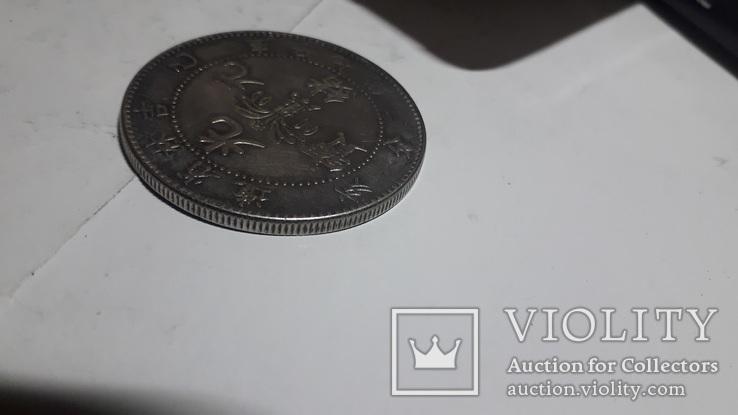 Монета Китая. Копия., фото №6