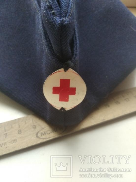 Пилотка санитара ГО, фото №8