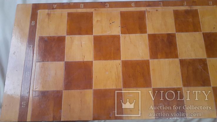 Шахматы турнирные большие 1метр, фото №7