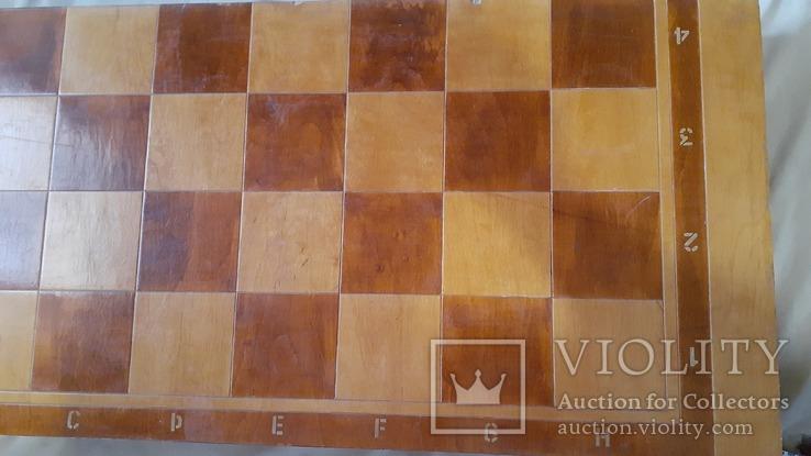 Шахматы турнирные большие 1метр, фото №8