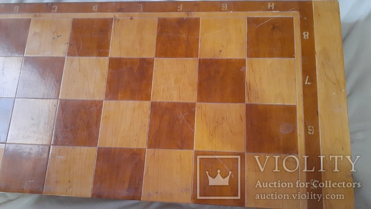 Шахматы турнирные большие 1метр, фото №10