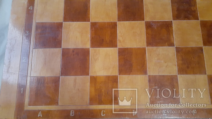 Шахматы турнирные большие 1метр, фото №12