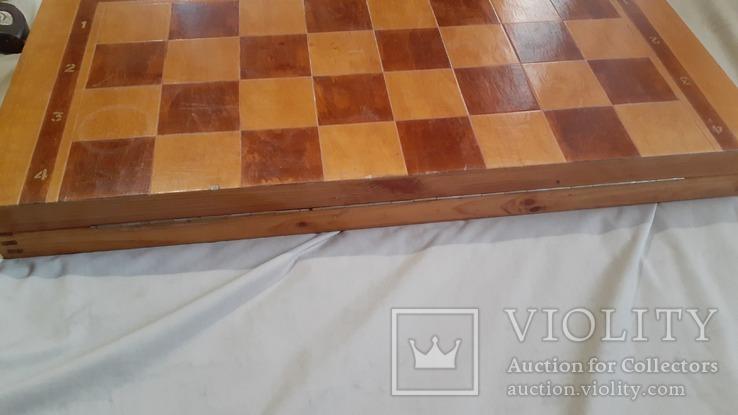 Шахматы турнирные большие 1метр, фото №13