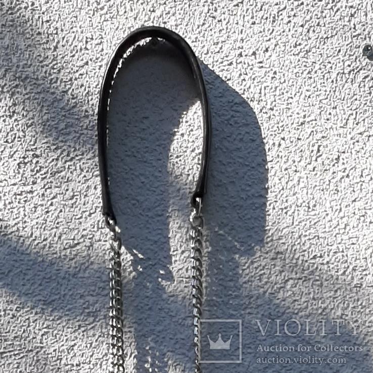 Кожаная сумка Kipling в винтажном стиле., фото №12