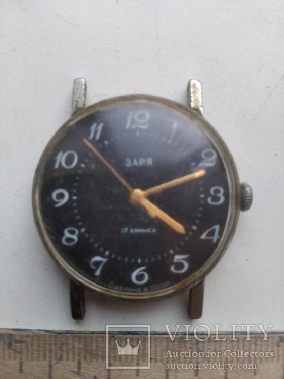 Часы Заря, фото №3