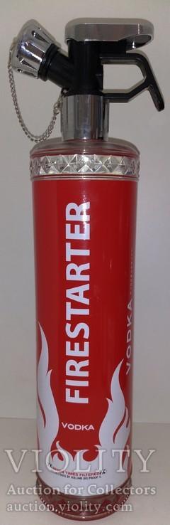 Водка Firestarter 1 литр, фото №2