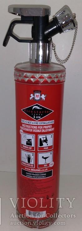 Водка Firestarter 1 литр, фото №3