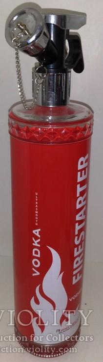 Водка Firestarter 1 литр, фото №4