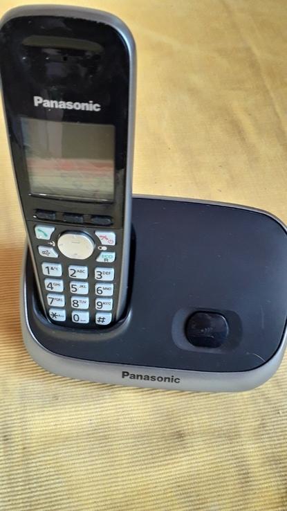 Радиотелефон   Panasonic., фото №2